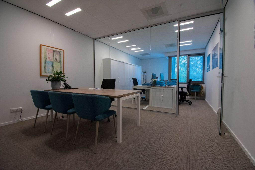 Kantoorruimte Place for Bizz Eindhoven de Hurk